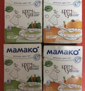 Крем-суп Мамако