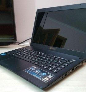 """14"""" Ноутбук Asus X401A 2 ядра x1.7Ггц/2Гб/320Гб"""