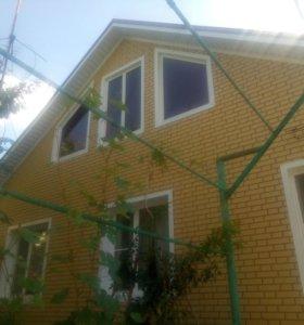 Монтаж сайдинга и фасадных панелей