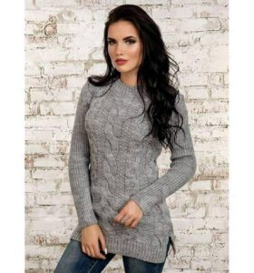 Мягкий свитер. Украина 42-48р