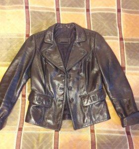 Куртка натур.кожа 44-46