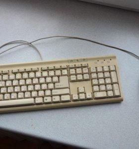 Клавиатура и мышь PS/2