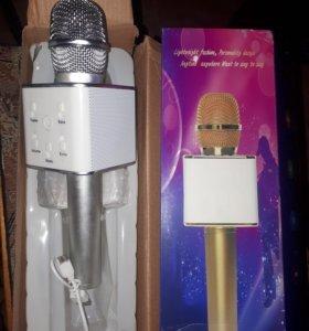Микрофон караоке (новый)