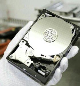Восстановление данных с поврежденных носителей