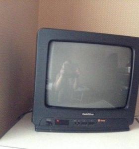 Цветной телевизор Голстарт