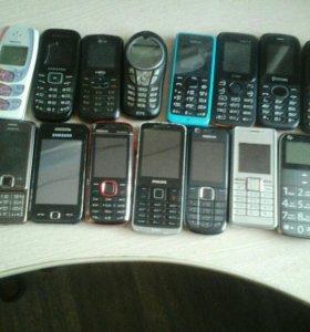 Акумуляторы телефоны