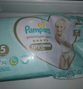 Трусики Pampers premium care 5