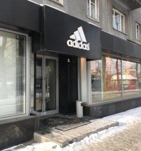 Работа в магазине adidas