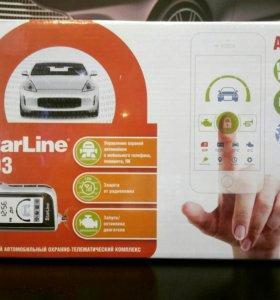 Автосигнализация StarLine A93 2 Can/2Lin Eco