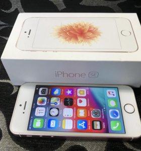 iPhone SE 128 gb. Оригинал