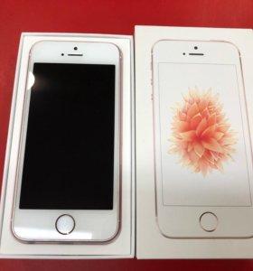 iPhone SE 32 гб в отличном состоянии