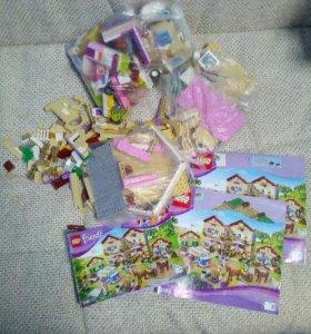 Лего- дом для девочкм
