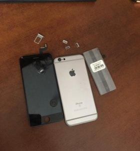 Экран, корпус коробка от iPhone 6s