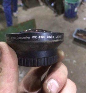 Nikon Wide Converter WC-E68