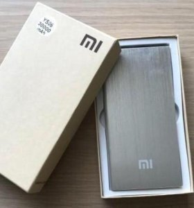 Новый Power Bank Xiaomi Mi 30 000 mAh
