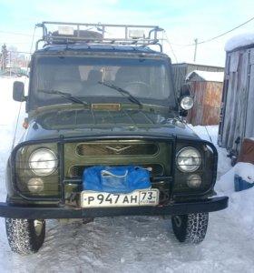УАЗ 3151, 1991