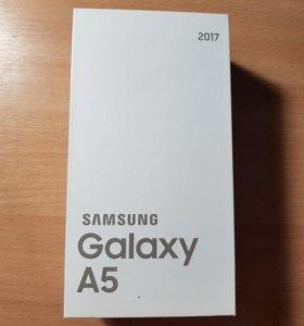 SAMSUNG Galaxy А5 2017