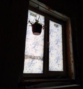 Вывезу бу окна ПВХ, можно обговорить монтаж, демон