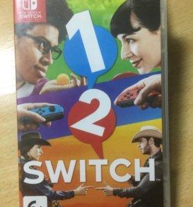 Nintendo Switch игра