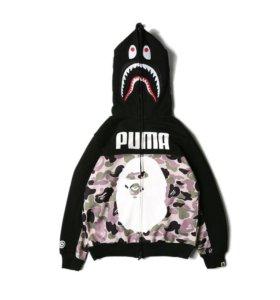 Кофта (Худи) Bape x Puma