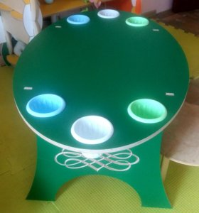 Столик для детского творчества.