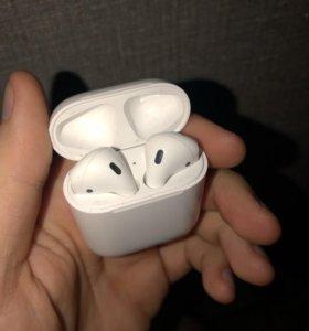 Apple EarPods беспроводные