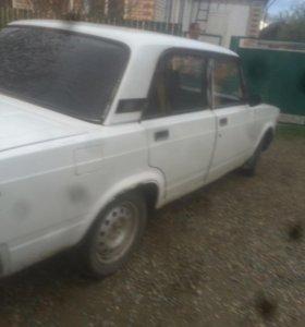 ВАЗ (Lada) 2107, 1995