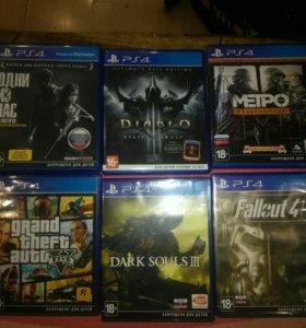 Мгры для PS4