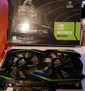 GeForce GTX1050Ti - Graphic