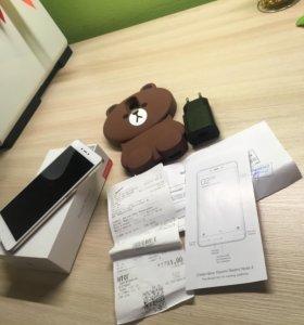 Телефон Xiaomi Redmi Note 4