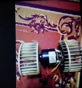 Мотор для печки