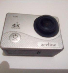 Экшн камера aceline 4K