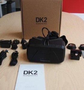 Шлем виртуальной реальности Oculus Rift DK2
