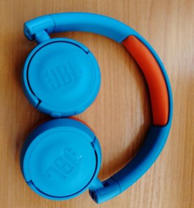 Bluetooth-наушники JBL JR300BT (Rocker Blue)