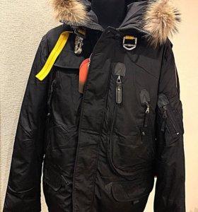 Куртка парка Parajumpers новая L