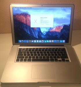 Apple Macbook Pro 15' 2009