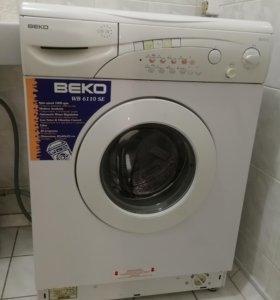 Стиральная машина BEKO WB6110SE
