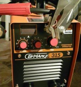 Сварочный инвертор Бимарк-315