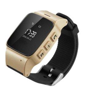 Часы с GPS Smart Baby Watch D99 / EW100
