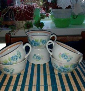 Чайные и кофейные чашечки