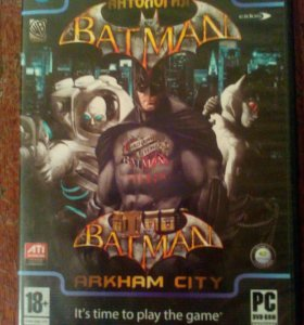 Игра На Пк - Антология Batman