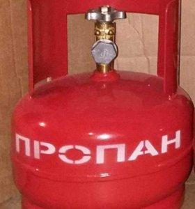 Газовый классический баллон 5 литров