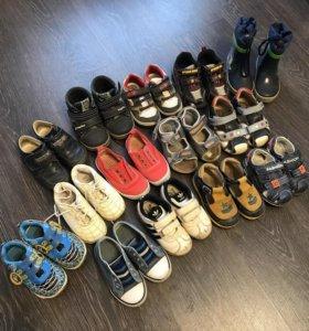 Продаём обувь