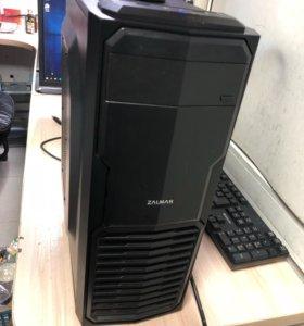 Core i5-4670 3400mhz/8gb/2tb+60 ssd/Rx 580 8 gb/