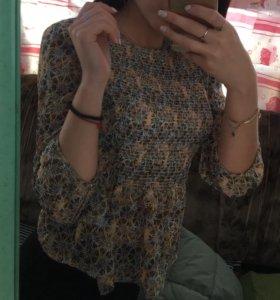 Блузка новая Xs-s