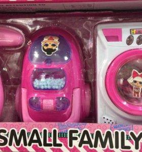 Small family Маленькая семья 4