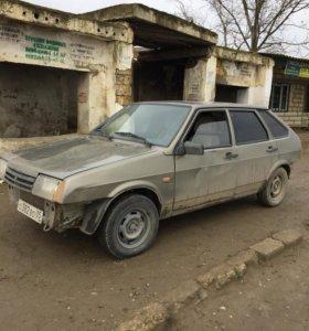 ВАЗ (Lada) 2109, 2002