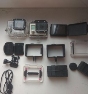 Экшен камера GoPro hero 3