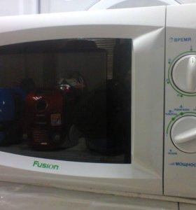СВЧ Fusion MWFS-1801MW (новая)