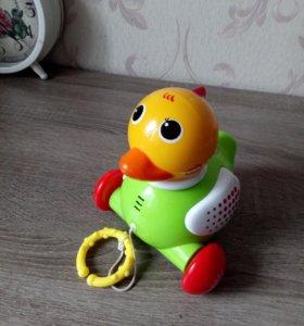 """Игрушка-каталка """"Ducky """""""